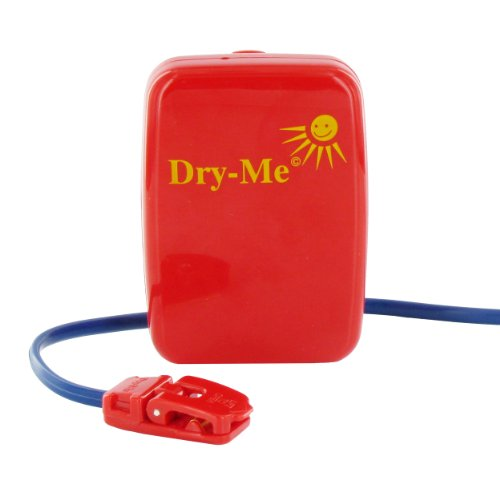 Dry-Me Bed Wetting Alarm (Sound & Vibration) to Cure Bedwetting