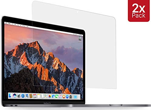 MyGadget 2X Display Schutz Folie [Klar] für Apple MacBook Pro 13