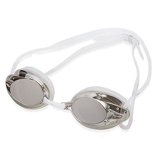 Swim Goggle Waterdichte anti-condens kleine spiegel comfortabele siliconen zwembril
