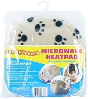 Snuggle Safe Snugglesafe - Small Animal Cat Microwave Heat Pad - 4 Packs