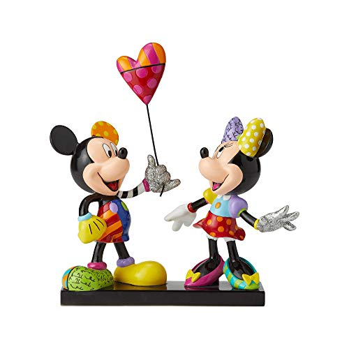 Enesco Disney Britto Mickey und Minnie Figur