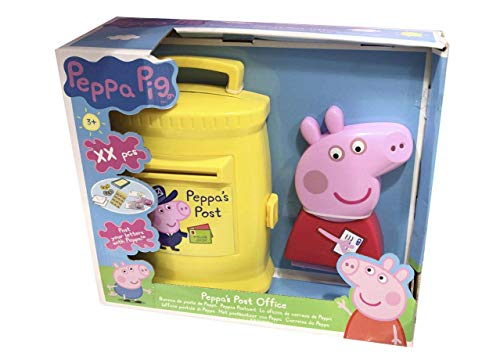 CYP- Buzón Peppa Pig Pepa, Color Amarillo (1684699)