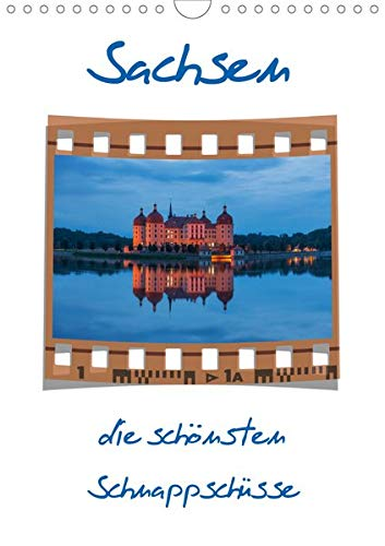 Sachsen (Wandkalender 2020 DIN A4 hoch): Die schönsten Schnappschüsse im Dia-Stil (Planer, 14 Seiten ) (CALVENDO Orte)