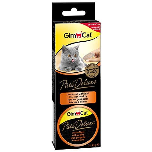 GimCat Paté Deluxe - Geflügel