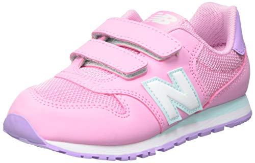 New Balance 500, Zapatillas Niñas, Pink Lemonade, 26 EU