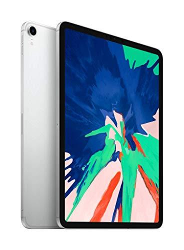 Apple iPad Pro (11-inch, Wi-Fi + Cellular, 1TB) – Silver (1st Generation)