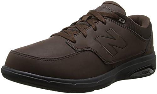 New Balance Men& 039;s MW813 Walking schuhe, braun, 9.5 4E US
