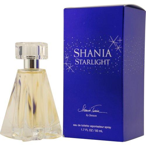 Shania Twain Shania Starlight by Shania Twain for Women. Eau De Toilette Spray 1.7-Ounce
