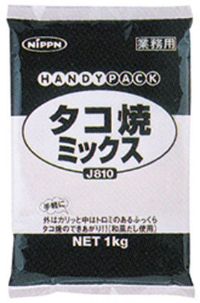 日本製粉)たこ焼ミックスJ810 1kg