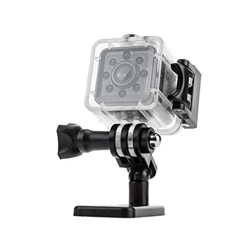 Mini Überwachungs-Kamera SQ13 Tragbare kleine Action-Kamera mit Tonaufzeichnung für Video und Fotoaufnahmen in Full HD 1080p und IR Nacht-Sicht Modus mit WLAN-Funktion Bewegungs-Melder APP-Steuerung