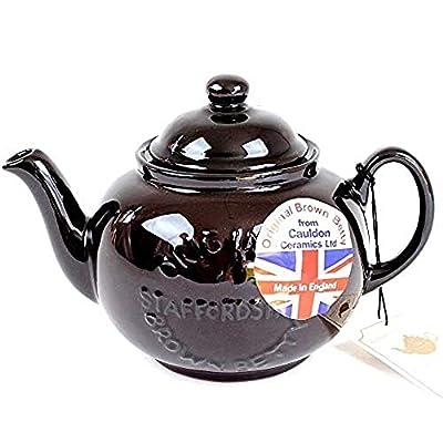 BROWN BETTY ( Brown Betty ) teapot 2 cups New model logo