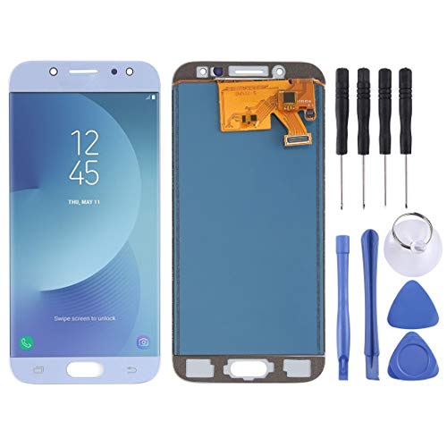 Compatibele Vervangings LCD-scherm en Digitizer Volledige Vergadering (TFT Material) for Galaxy J5 (2017) / J530 Accessory (Size : Spa2104ll)