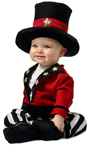 Princess Paradise unisex baby Lil Ringmaster Infant and Toddler Costumes, As Shown, 12-18 Months US
