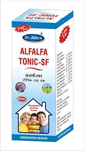 Dr. Johns Alfalfa Free At the price of surprise Tonic-SF Max 84% OFF Sugar