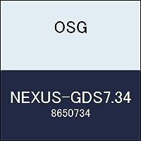OSG ネクサスドリル NEXUS-GDS7.34 商品番号 8650734