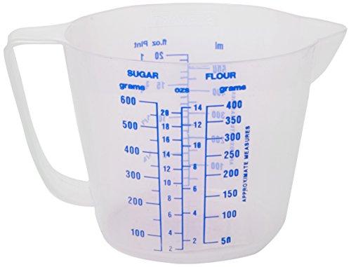 Nextday Catering cc395 polipropileno jarra medidora, 0,5 L