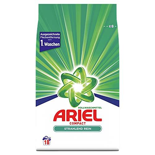 Ariel Pulvervollwaschmittel – 18 Waschladungen