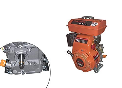 Millasur Anova Motor Sulfatadora Universal 4T Serie 90 Ma97