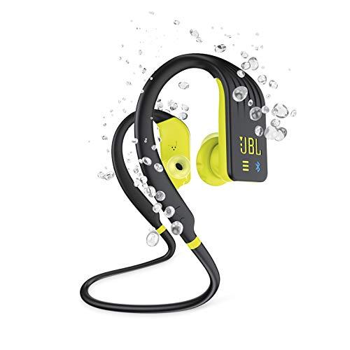 JBL Endurance Dive, auriculares deportivos inalámbricos MP3 con micrófono y mando a distancia