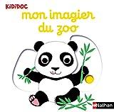 Mon imagier du zoo - Kididoc - Livre animé - dès 2 ans