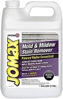 Jomax 310857 Mold & Mildew Stain Remover, 1 gallon