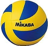 Mikasa MVA 1.5 - Pelota de mini voleibol , Amarillo y azul, 15 cm