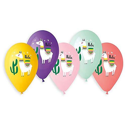 Iden Berlin Luftballons Lama