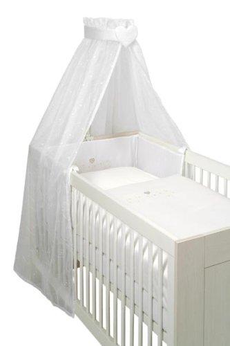 Dr. Soleil 160190 – Parure de lit avec applications