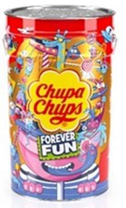 クラシエ チュッパチャプス FOREVER FUN ホリデー缶 (100個入)