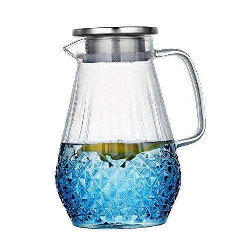 Zixin Glas Kaltwasserkocher Haushaltshitzebeständige Hoch Tempature...