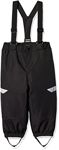 NAME IT NAME IT Baby-Jungen Schneehose Nitwind Pant Black Mz Fo, Schwarz (Black Black), 104