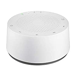 Avantek White Noise Machine Rechargeable