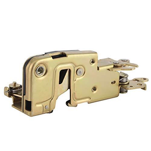 Qiilu Autotürschloss-Kit Links vorne Metalltürschloss für t4 IV 1996-2003 701837015D Golden