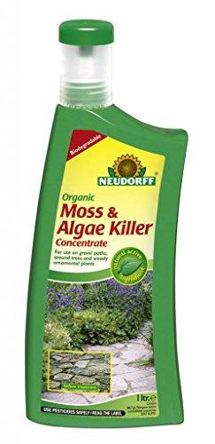 Neudorff Organic Moss & Algae Killer 1L Concentrate