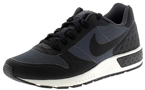 Nike Nightgazer LW, Scarpe da Ginnastica Uomo, Multicolore (Anthracite/Black/Sail 002), 42 EU