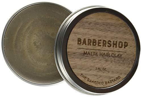 Barbershop Matte Hair Clay