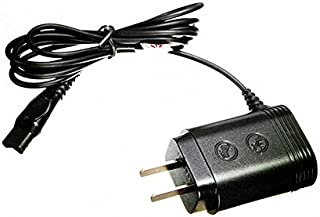 8V 100mA Power Charging Cord for Replacing Philips Norelco Model HQ850 Cord for HQ912 HQ914 HQ915 HQ916