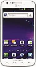 Samsung Galaxy S2 Skyrocket I727 16GB Unlocked GSM 4G LTE Smartphone w/ 8MP Camera - White