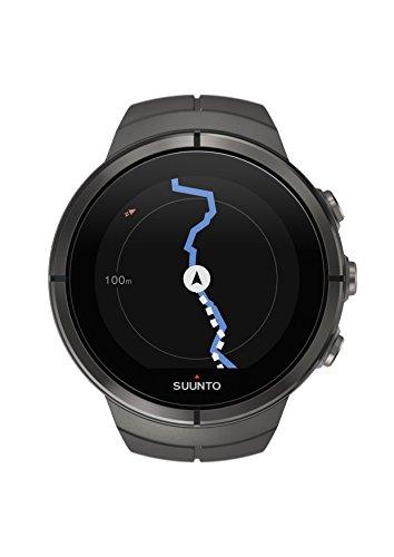 Suunto - Spartan Ultra Stealth Titanium - SS022657000 - Reloj Multideporte GPS - Talla única - Gris Titanio