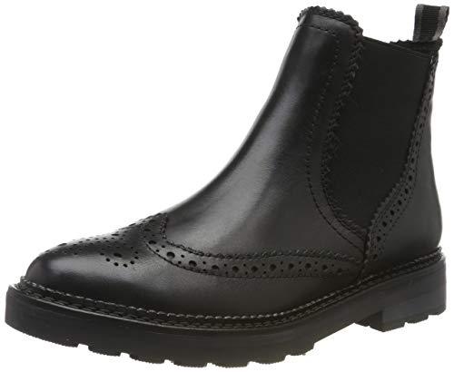 MARCO TOZZI Damen 2-2-25440-23 Chelsea Boots, Schwarz (Black Ant.Comb 096), 40 EU