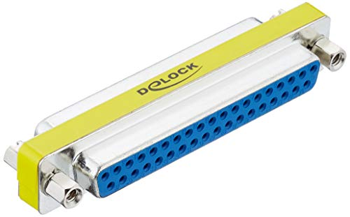 Delock Sub-D 37 Pin Gender Changer Buchse zu Buchse