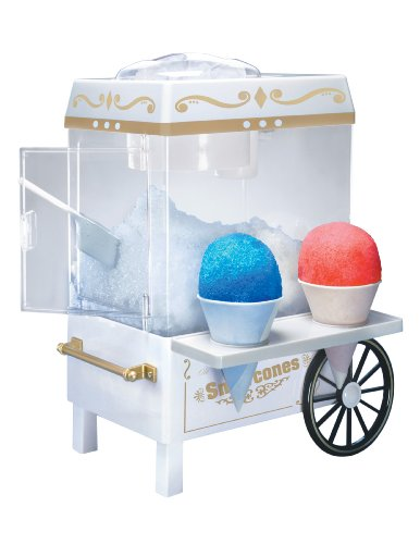 powerful Vintage Snow Cone Machine Nostalgia SCM502