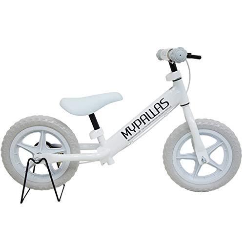 My Pallas(マイパラス) 子供用ペダルなし自転車 ちゃりんこマスター MC-02 ランニングバイク ブレーキ付き ...