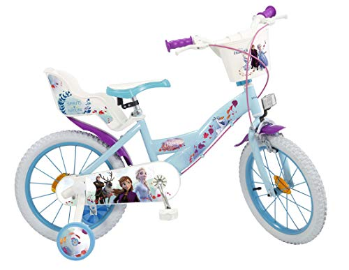 TOIMSA Bicicleta 16' Frozen 2