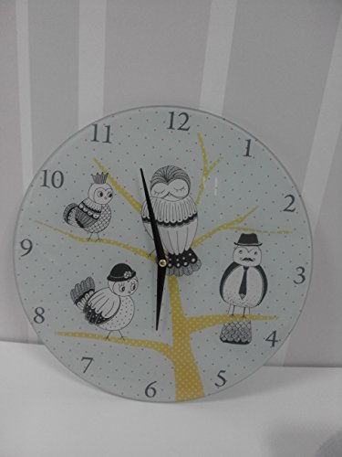 Amadeus Horloge murale Juvenil Buho
