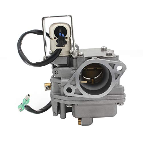 LucaSng New Carburetor for Yamaha F20A F25A 20HP 25HP 4-Stroke Outboards Replaces 65W-14901-10 11 12