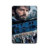 HD-Film-Poster Argo 1, Leinwand-Poster, Schlafzimmer,