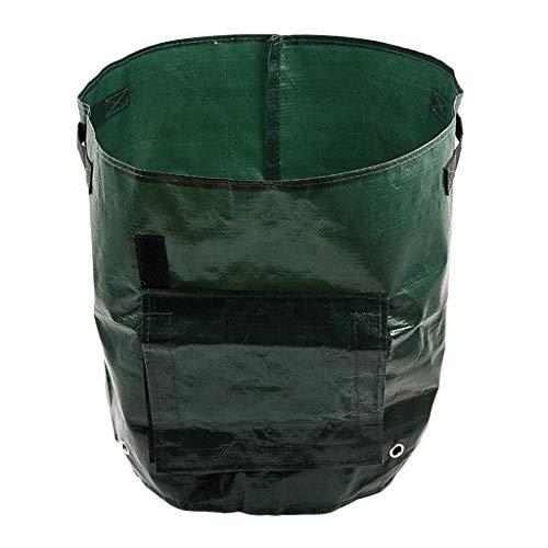 Amuzocity Potato Planter Bags Grow Your Own Patio Garden Reuseable Vegetable Tub