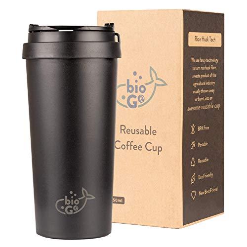 bioGo Reusable Coffee Cup
