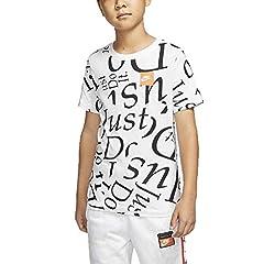 Nike T-Shirt Camiseta de Manga Corta para Niño - CT2617100